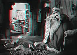 3 d nightmare before anaglyphs