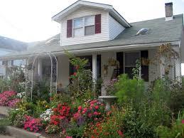 Cottage Curb Appeal - large 1 front yard cottage garden ideas on judy u0027s cottage garden