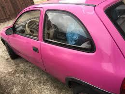 opel pink gebraucht opel corsa b 1 2 pink mit tüv in 67752 rutsweiler an