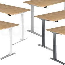 Schreibtisch Hoch Hammerbacher Schreibtisch Elektrisch Höhenverstellbar Serie Xbhm