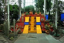 Botanical Garden In The Bronx Planting Frida Kahlo S Botanical Paradise In The Bronx