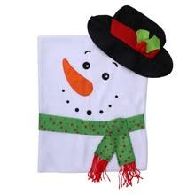 snowman chair covers online get cheap dining table chair covers aliexpress