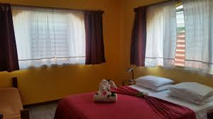 el cactus samara backpacker costa rica hotel all rooms are equipped with fans closets and personal lockers padlocks available for purchase or you can bring your own linens and pillows are provided