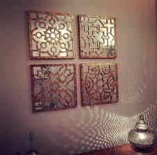Mirror Sets For Walls Moroccan Wall Mirror Sets Doherty House Moroccan Wall Mirror