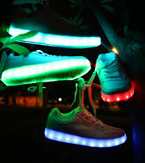 shoes that light up on the bottom nike led sneakers official store led light up shoes free shipping
