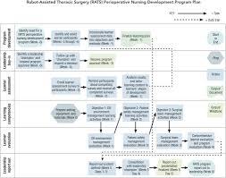 robot assisted thoracic surgery rats perioperative nursing