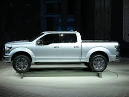 Ford F250 Concept Truck - 2015 f 150 ford drops an aluminum blockbuster sae international