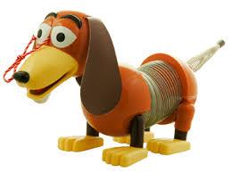 story slinky figurine toys story slinky figure