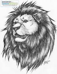 wild tattoos lion tattoo design ideas