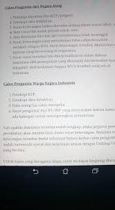 cara membuat ktp wna syarat dokumen untuk pernikahan wni wna di indonesia via kua