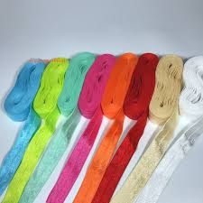 thick ribbon 3 4 20mm shiny color binding strong thick elastic ribbon