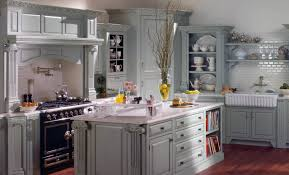 kitchen interior furnitures gray green kitchen cabinets with