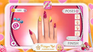 princess nail makeover salon android apps on google play