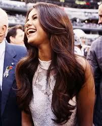 gorgeous hair i love the pretty brown color with selena at arlington tx selena gomez pinterest selena and
