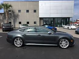 audi rs7 used used audi rs7 for sale with photos carfax