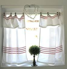 Vintage Style Kitchen Curtains by Cabin Style Curtains U2013 Brapriseronline Com