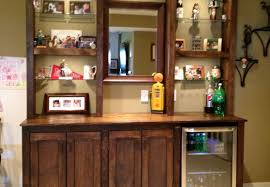 Bar Cabinet Modern Cabinet Curio Cabinet Bernhardt Bar Into Corner Lockable Home