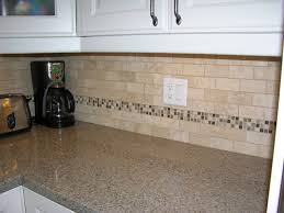 gallery astonishing kitchen backsplash glass tile and stone
