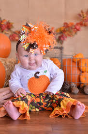 thanksgiving hair bows fall thanksgiving funky bow at tutu spoiled online store tutu