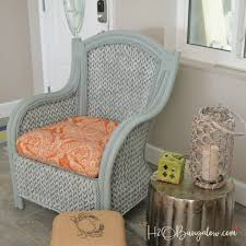 Can You Paint Wicker Chairs Learn How To Easily Paint Wicker Furniture With A Homeright Finish