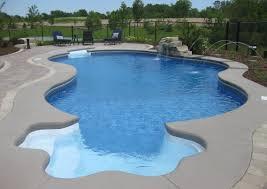 pool luury house swimming with violin shapes home tikspor