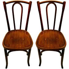 Cafe Chairs Wooden 42 Best Fischel Thonet Images On Pinterest Bentwood Chairs
