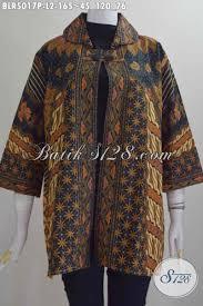 desain baju batik halus baju batik klasik nan mewah motif sinaran balero batik khas jawa