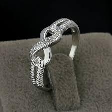 rings for genuine 925 sterling silver jewelry designer brand rings for women