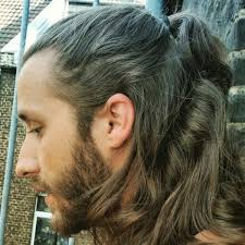 types of ponytails for men long hairstyles for men stylish guide of 2016