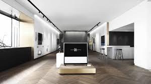 bang u0026 olufsen global retail store concept 2013 johannes torpe
