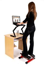 small under desk treadmill office fitness portable adjustable laptop macbook notebook stand