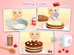 sweet baby girl dream house and play time android apps on sweet baby girl dream house and play time screenshot