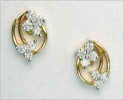 diamond earrings with price diamond earrings diamond earring gold earrings earring design