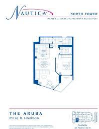 nautica condominiums floor plans buysellbarrie com floorplans nautica 2