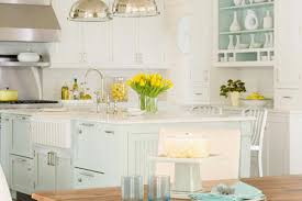 Coastal Cottage Kitchen Design - traditional coastal style kitchen design inspiration coastal