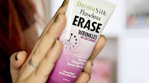enlarged image demo dermasilk flawless wrinkle eraser does it work demo and review