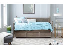 Couch Trundle Bed Daybed Belham Living Casey Daybed Washed Gray Wonderful Daybed