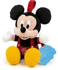 buy disney baby small talking mickey soft plush toy at argos co uk