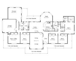 Harkaway Home Floor Plans The Bourke Australian House Plans House Plans Pinterest