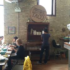 tacos in wicker park gypsy queen