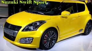 2018 suzuki swift sport youtube