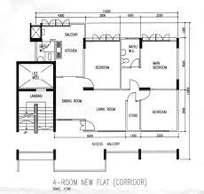 Floor Plans For Split Level Homes by Delightful Bi Level Floor Plans 4 Hdb 1976 1980 4ng Stairs Lift