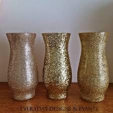 3 glass vase baby shower centerpiece bridal shower wedding vase