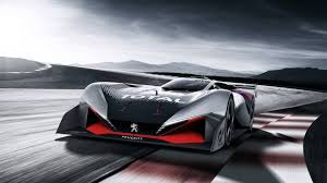 peugeot new sports car peugeot l750 r hybrid revs to 10 000 rpm in gran turismo sport