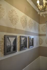 bathroom stencil ideas 63 best stenciled walls images on pinterest wall stenciling