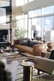Modern Leather Living Room Furniture 145 Fabulous Designer Living Rooms Restoration Hardware