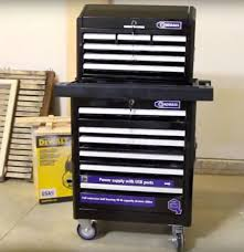 Kobalt Tool Cabinets The Story Of My Kobalt Tool Cabinet And Chest Product Review