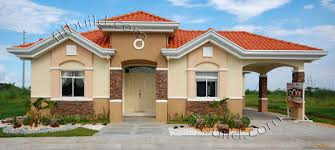 House Model Photos Filipino Contractor Architect Bungalow House Design Real Estate