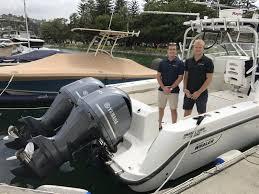 yamaha welcomes short marine jamieson marine