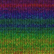 large rainbow knit fabric bonnie phantasm spoonflower